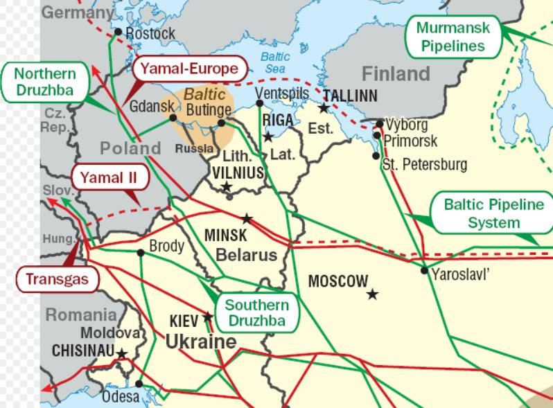 Пожар на заводе Газпрома усилил нервозность на европейском рынке газа