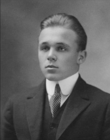 Фото 1. Уин Смит, примерно 1916 год