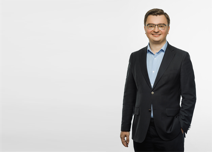 Максим Кошелев, главный менеджер по работе с ключевыми клиентами «Открытие Брокер»