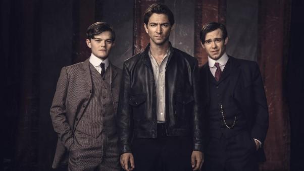 Кадр из сериала «Харли и братья Дэвидсон»