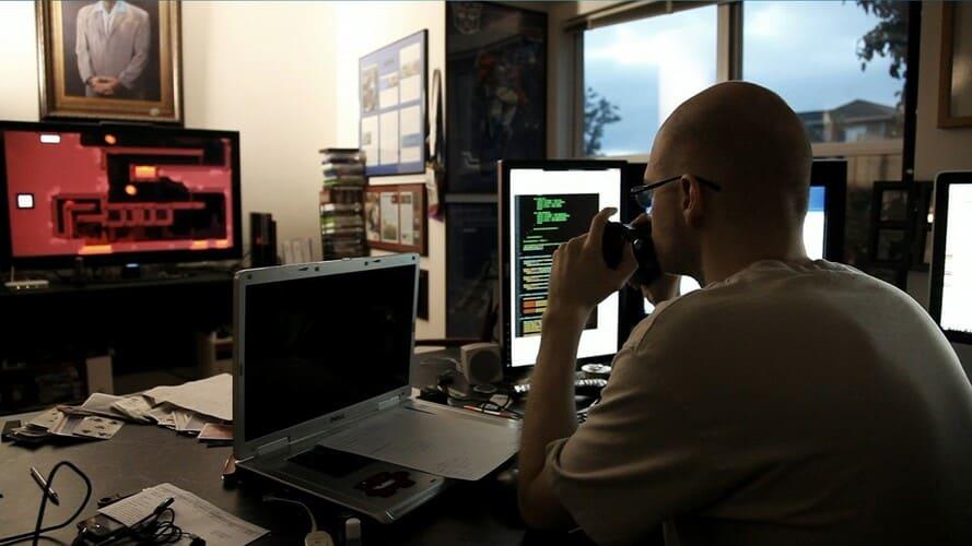 Кадр из фильма «Независимая игра: Кино». Источник: teleguide.info