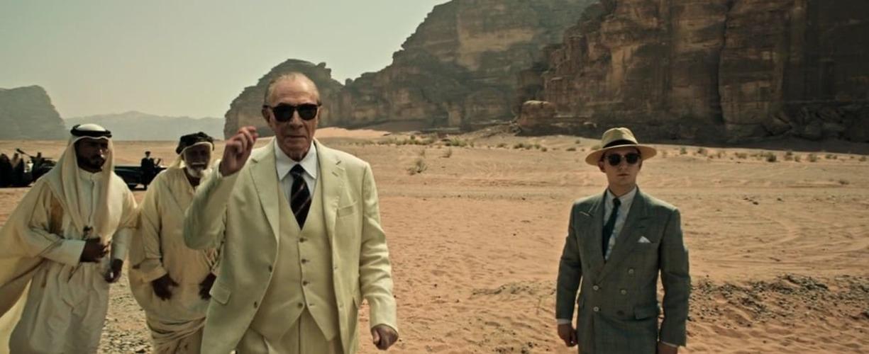 Кадр из фильма «Все деньги мира»