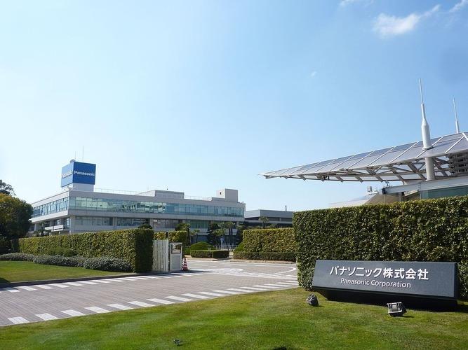 Штаб-квартира Panasonic в Осаке, Япония