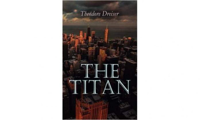 Обложка англоязычного издания романа Теодора Драйзера «Титан»