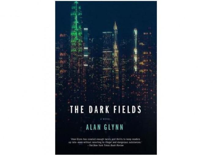 Обложка англоязычного издания романа Алана Глинна «Области тьмы»