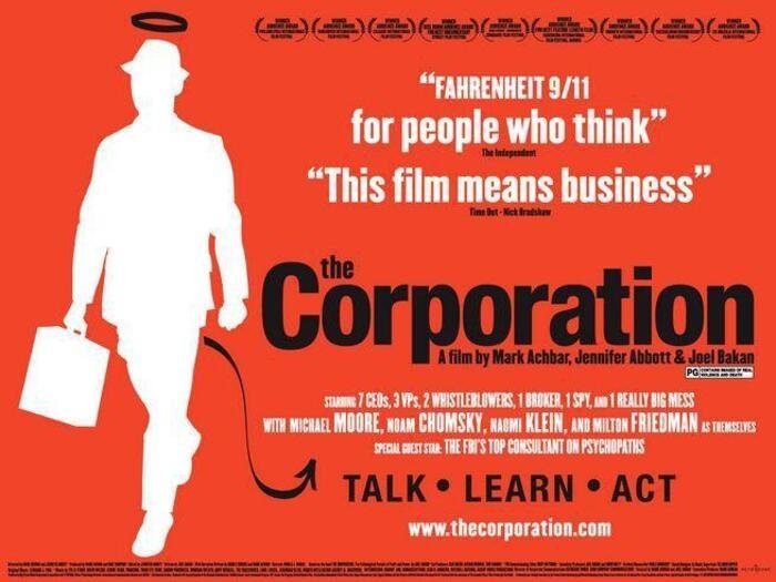 Кадр из фильма «Корпорация»