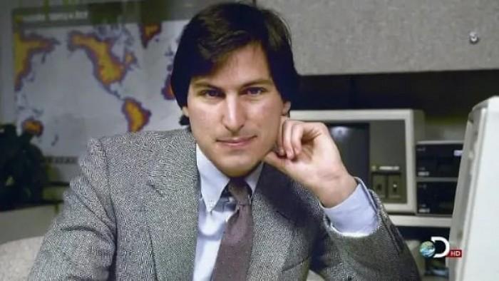 Кадр из фильма «iГений: Как Стив Джобс изменил мир»