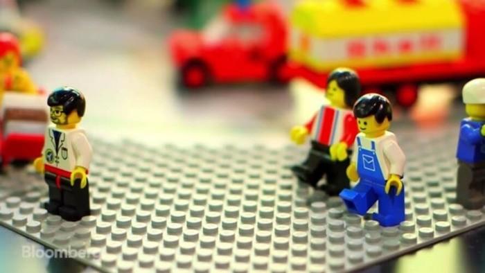 Кадр из фильма «Кирпич к кирпичу: внутри «Лего»
