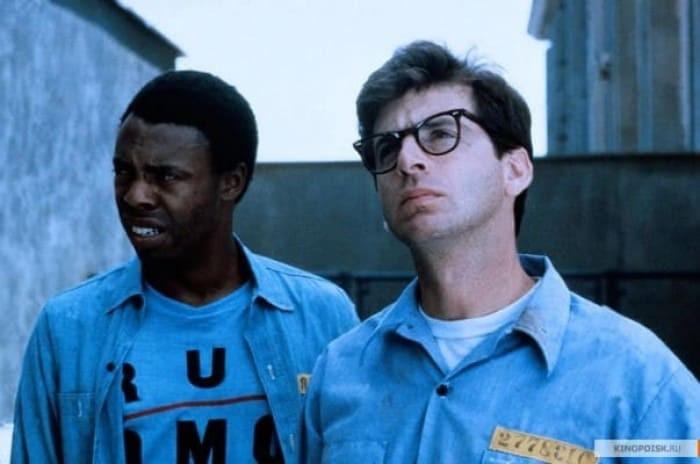 Кадр из фильма «Тюремная биржа»