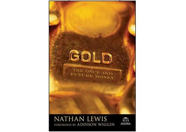 Обложка англоязычного издания книги «Золото: деньги прошлого и будущего»