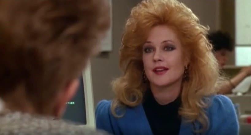 Кадр из фильма «Деловая женщина»