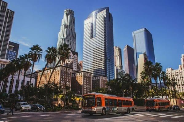 Лос-Анджелес. Фото из открытого источника