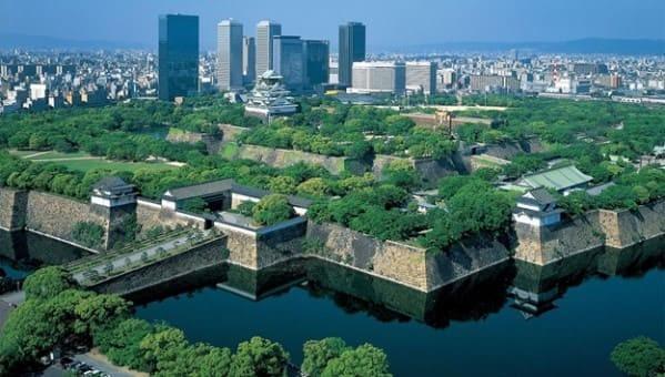 Осака. Фото из открытых источников