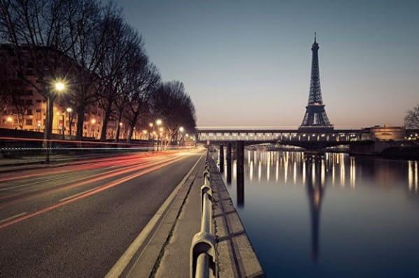 Париж, набережная Сены. Фото из открытого источника