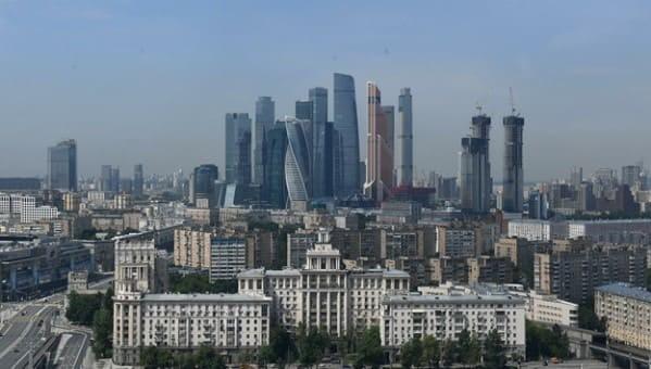 Москва-сити (деловой центр столицы). Фото из открытого источника