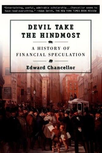 Обложка англоязычного издания книги «Спасайся кто может. История финансовых спекуляций»