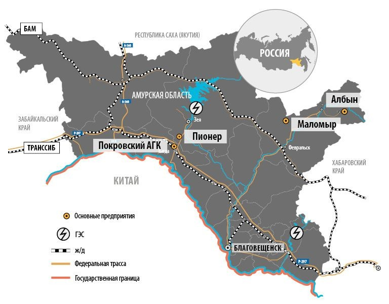 Рис. 7. Источник: операционные данные ГК «Петропавловск»