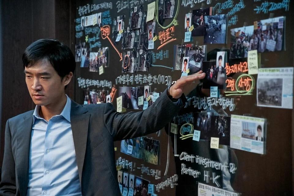 Кадр из фильма «Деньги»