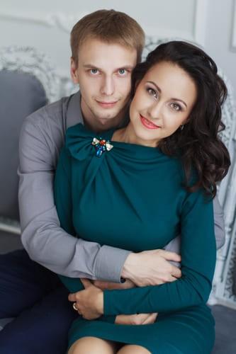 Михаил и Кристина Болдовы