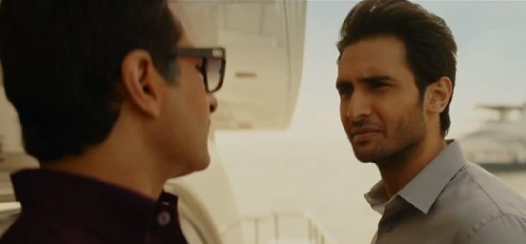 Кадр из фильма «Биржа»