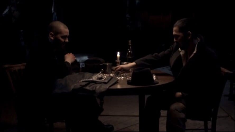 Кадр из фильма «Время не ждёт»