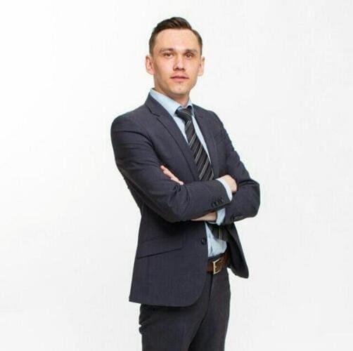 Владислав Степанов, личный брокер филиала АО «Открытие Брокер»
