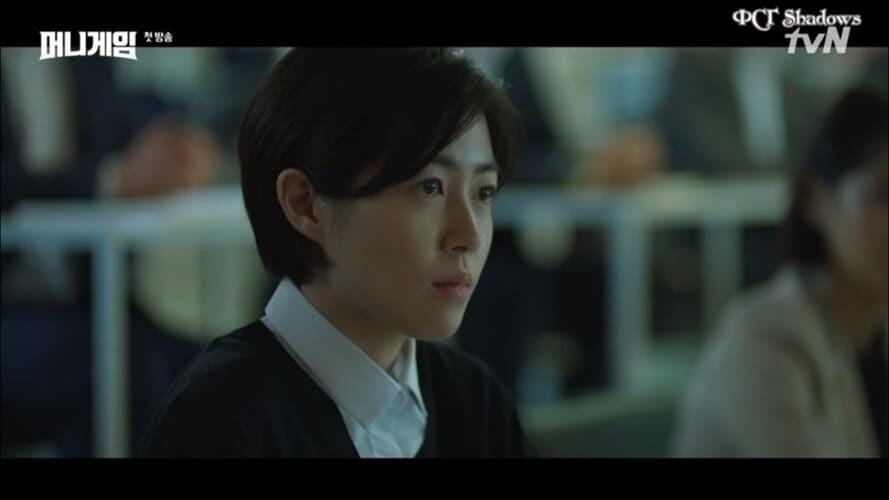 Кадр из фильма «Игра на деньги»