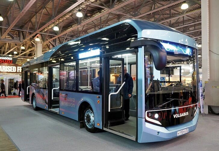 Рис. 4. Автобус Volgabus