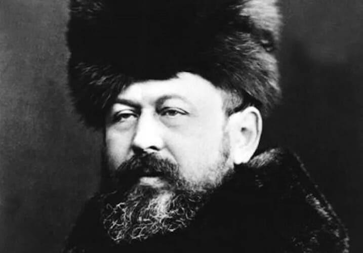 Рис. 3. Николай Александрович Второв