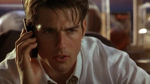 Кадр из фильма «Джерри Магуайер»