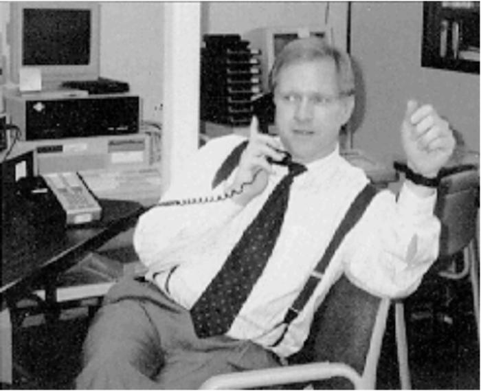 Эдвард Сейкота, 1976 г. Фото с сайта meta-formula.com