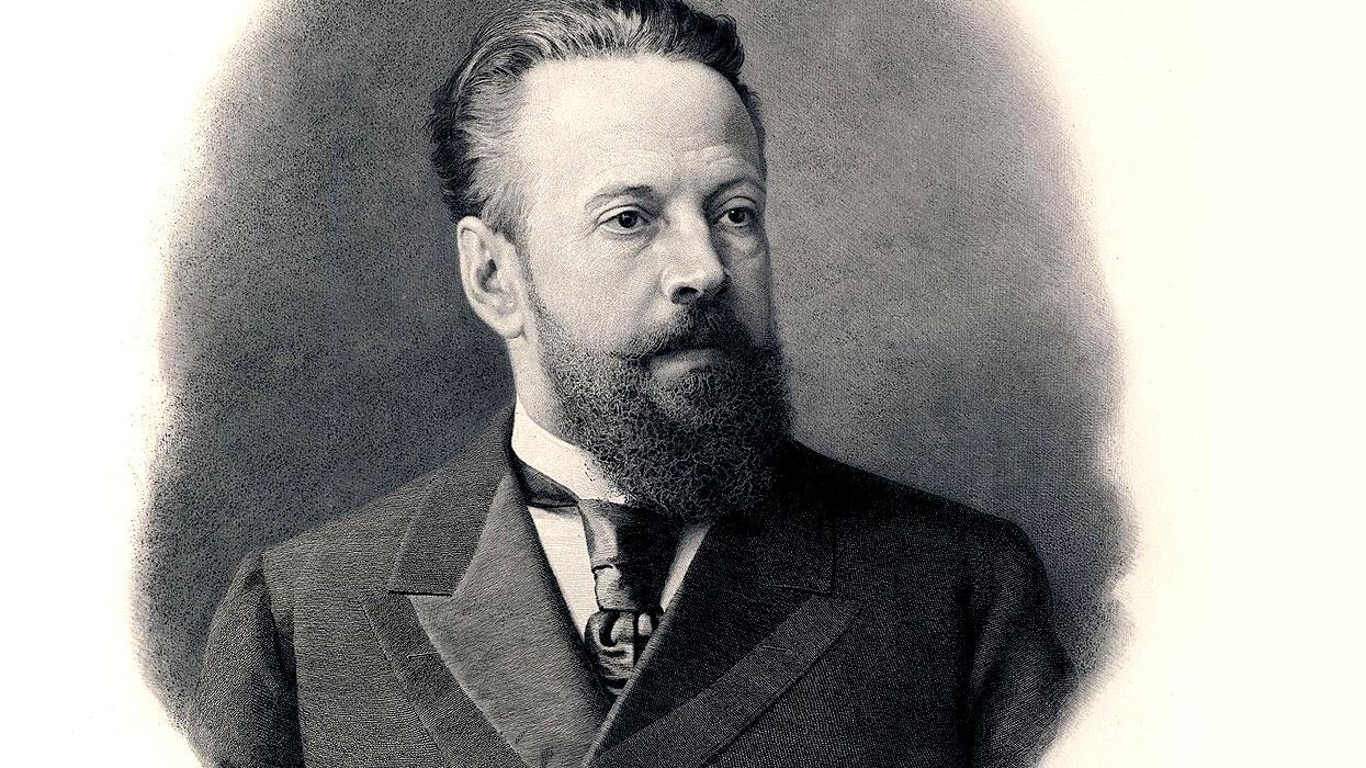 Сергей Юльевич Витте, ок. 1890 года