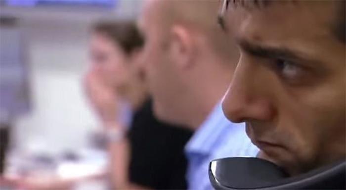 Кадр из шоу «Трейдеры на миллион» (Million Dollar Traders)