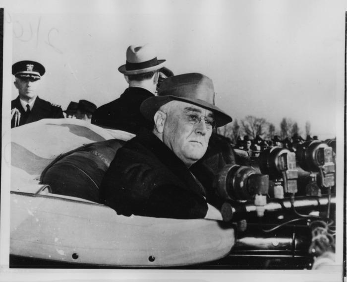 Франклин Рузвельт, 1938. Источник: ИА REGNUM