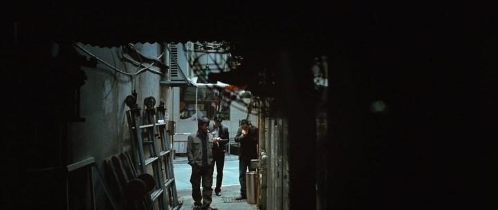 Кадр из фильма «Подслушанное» (Sit ting fung wan)