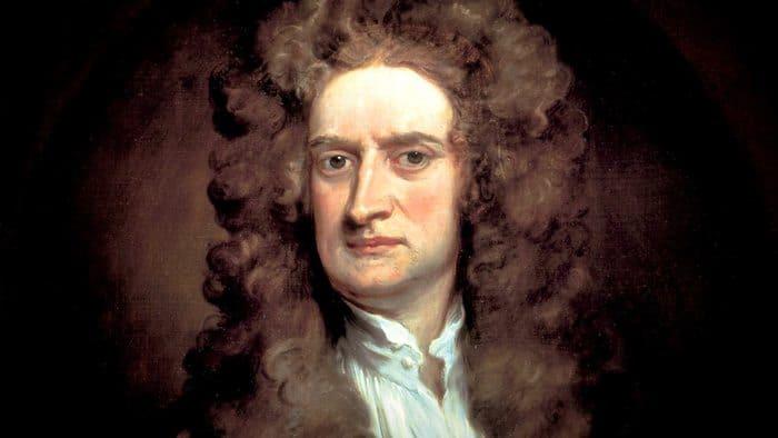 Сэр Исаак Ньютон. Источник: wikipedia.org