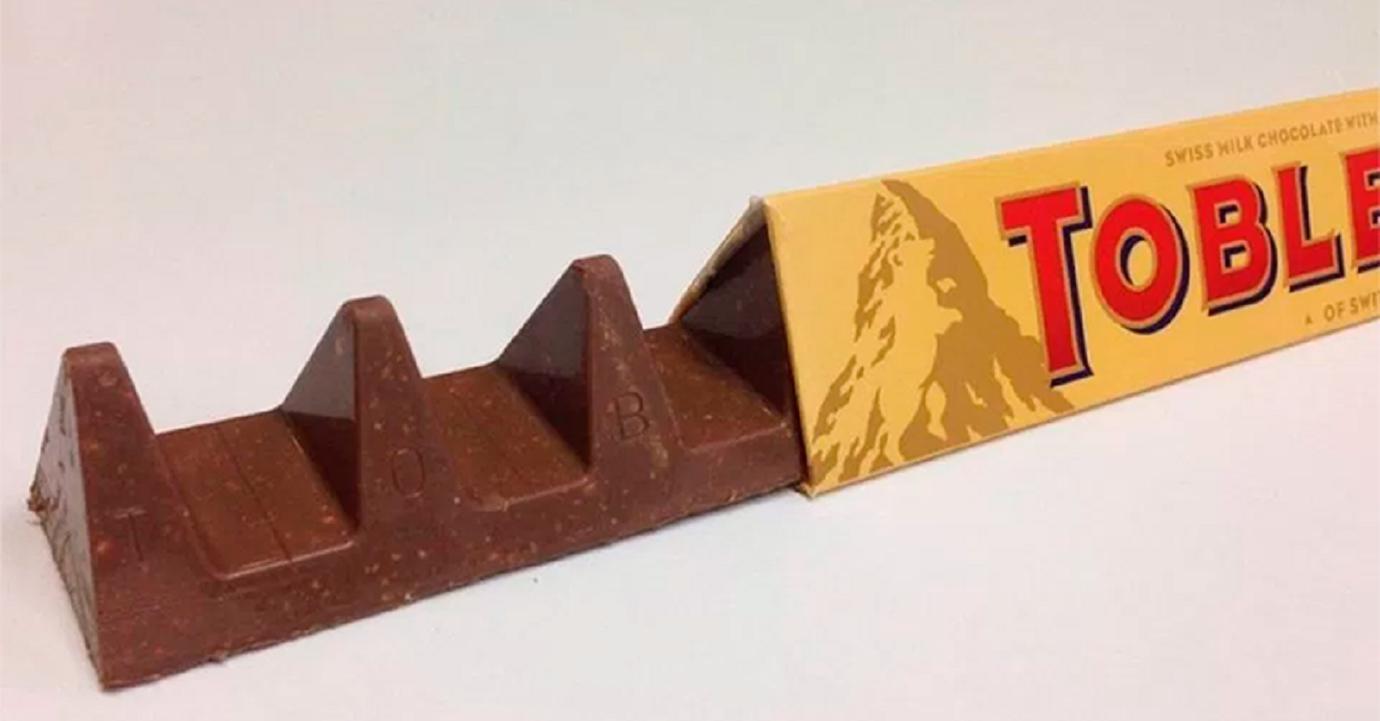 Рис. 2. Новый дизайн шоколада.