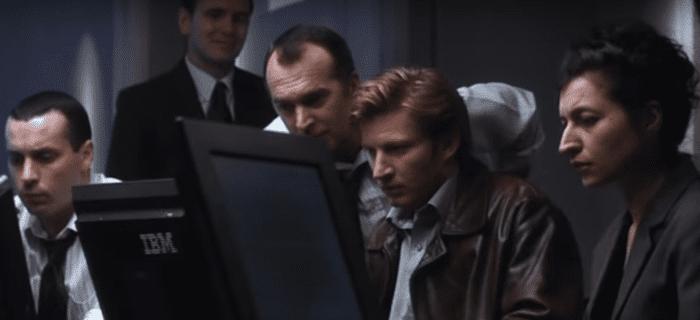 Кадр из фильма «Банк»