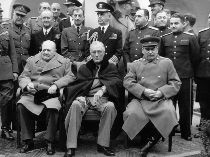 Кадр из фильма «Финансовые битвы Второй мировой войны»