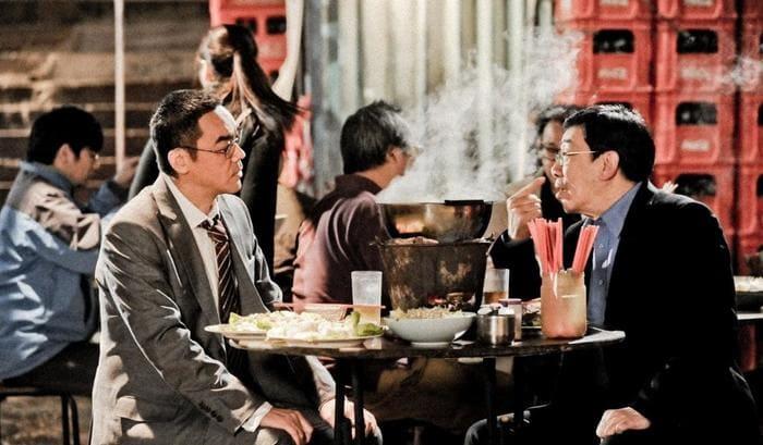 Кадр из фильма «Подслушанное 2» (Sit ting fung wan 2)