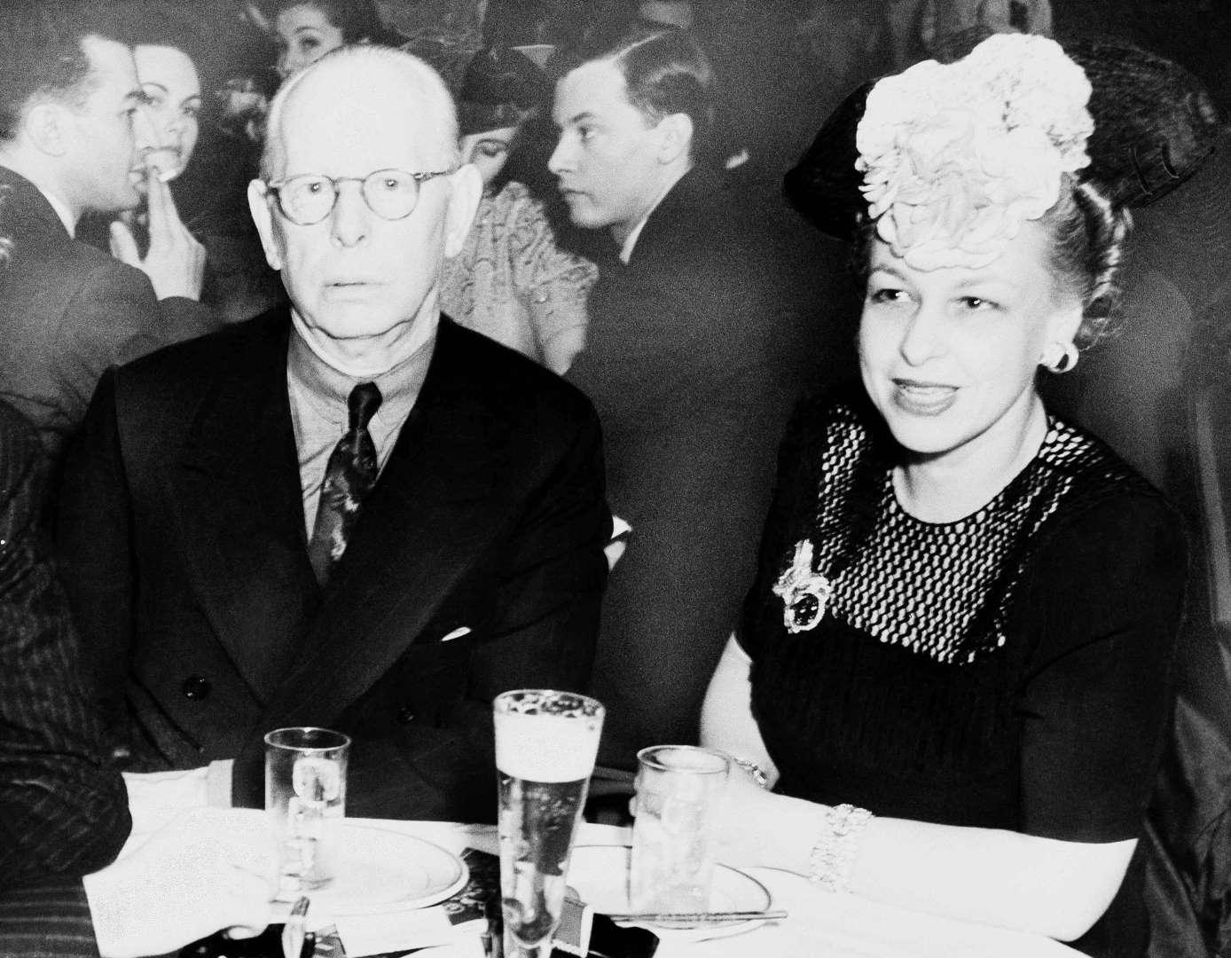 Последнее прижизненное фото Джесси Ливермора. 28 ноября 1940 г. Фото с сайта commons.wikimedia.org