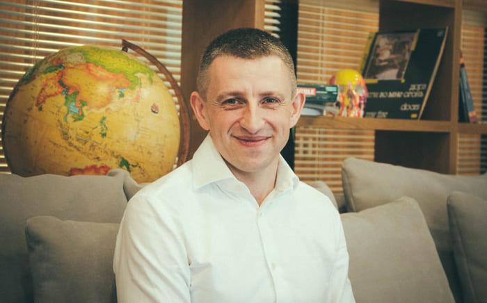 Артём Обоймов, директор по персоналу «Открытие Брокер». Фото: пресс-служба компании, фотограф Мария Максимова.
