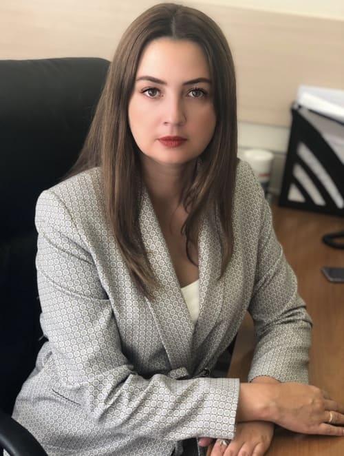 Татьяна Нестерова, руководитель группы продаж №3