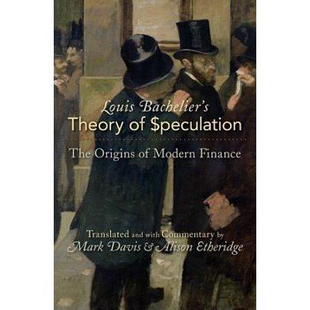 Обложка издания работы Луи Башелье «Теория спекуляции» (The Theory of Speculation) на английском языке