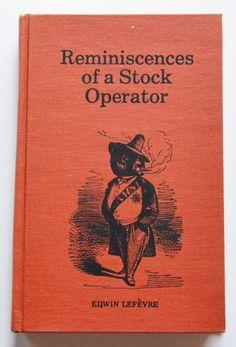 Обложка одного из переизданий книги Эдвина Лефевра «Воспоминания биржевого спекулянта»