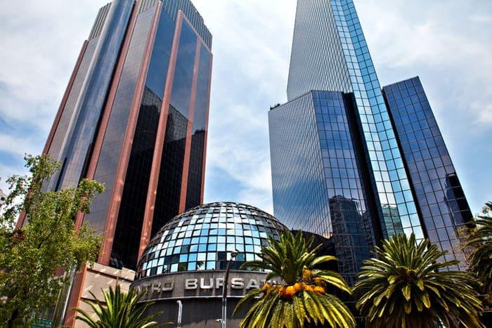 Мексиканская фондовая биржа