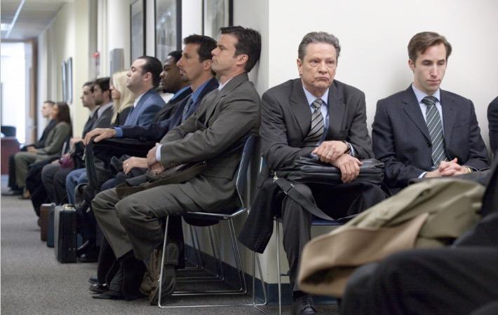 Кадр из фильма «В компании мужчин»