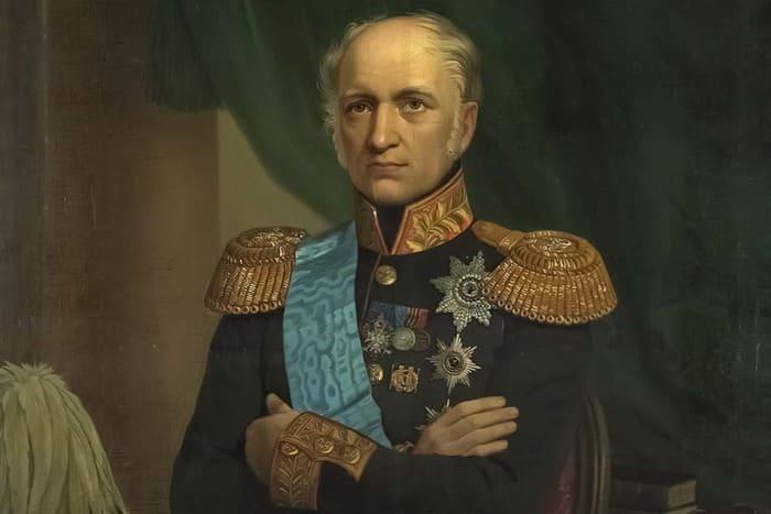 Канкрин Егор Францевич, министр финансов России в 1823—1844 годах