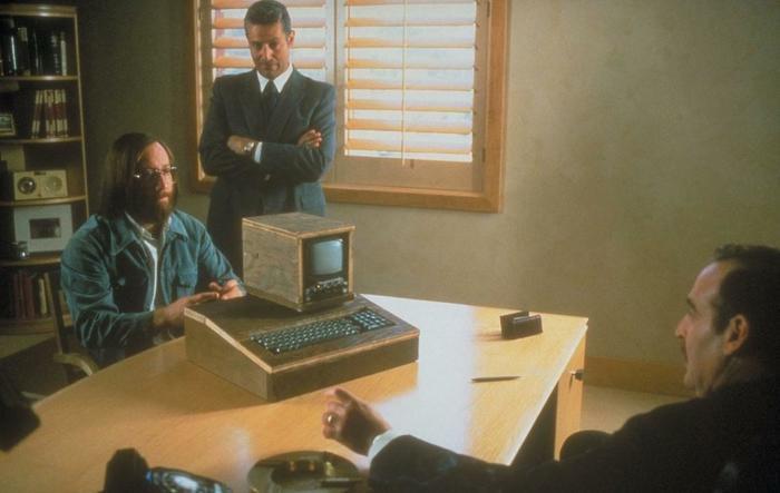Кадр из фильма «Пираты Силиконовой долины»