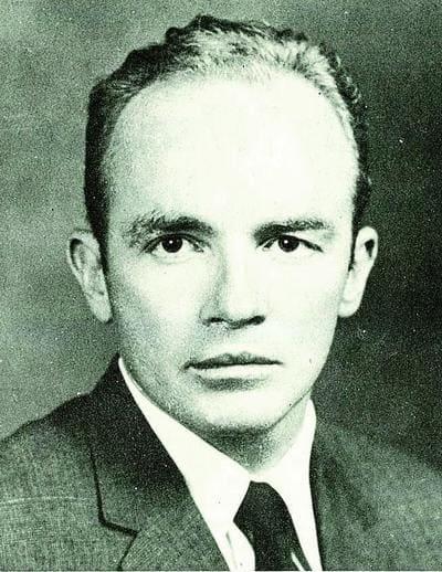 Марк Мобиус в 1971 году